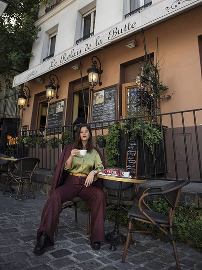 Discovering Montmarte with photographer