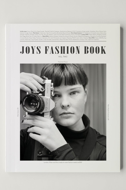 JOYS FASHION BOOK vol.2