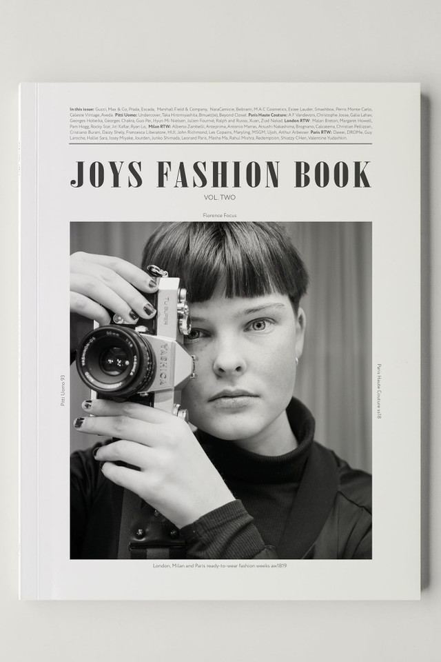 JOYS FASHION BOOK vol.2