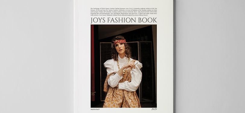 JOYS Fashion Book vol.4