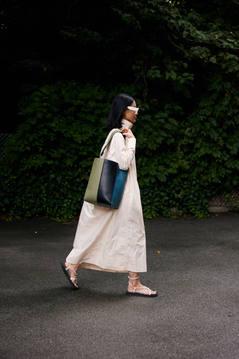 Best Street Styles from Copenhagen Fashion Week