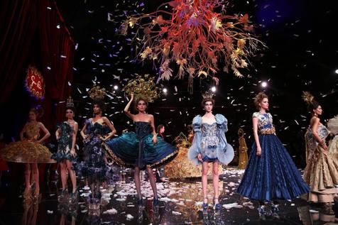 Paris Haute Couture SS18