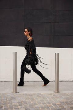 Best Street Styles from Milan Fashion Week SS22