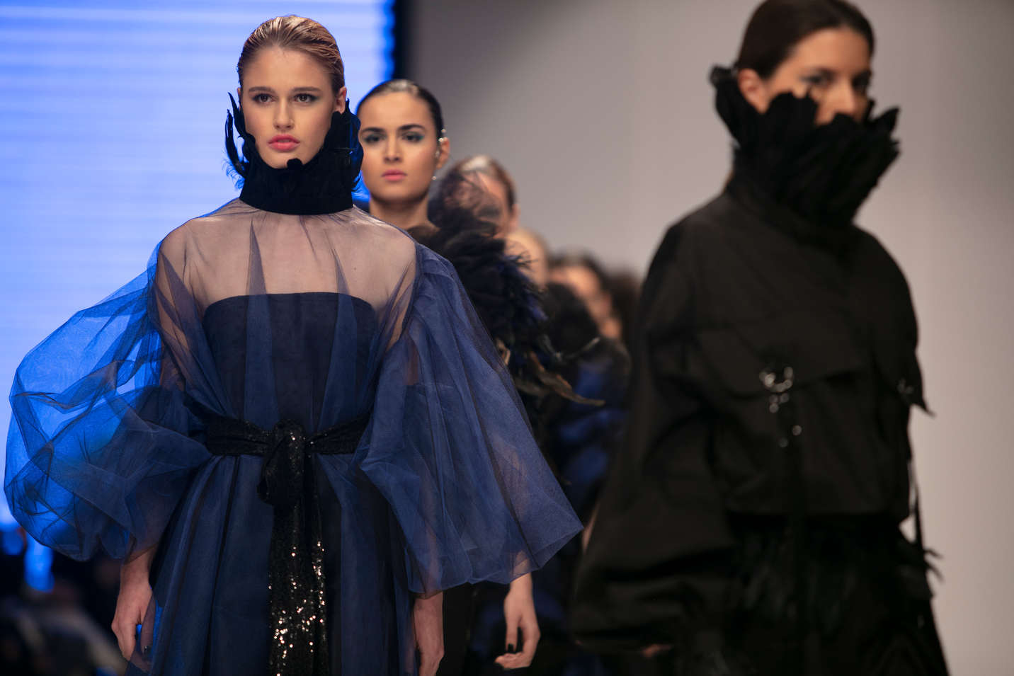 Belgrade Fashion Week Part 1