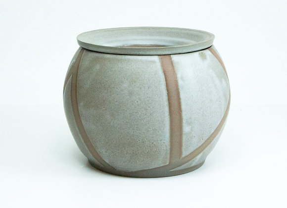 Dove Grey Geo Planter Kit