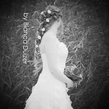 Bruid Chantal