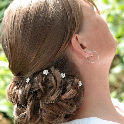 Hairstyling met krullen