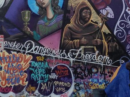 I Prefer Dangerous Freedom