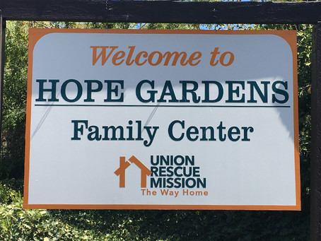 TRANSFORMING TRAGEDY INTO HOPE