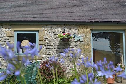 Dandelion dog friendly self catering cottage