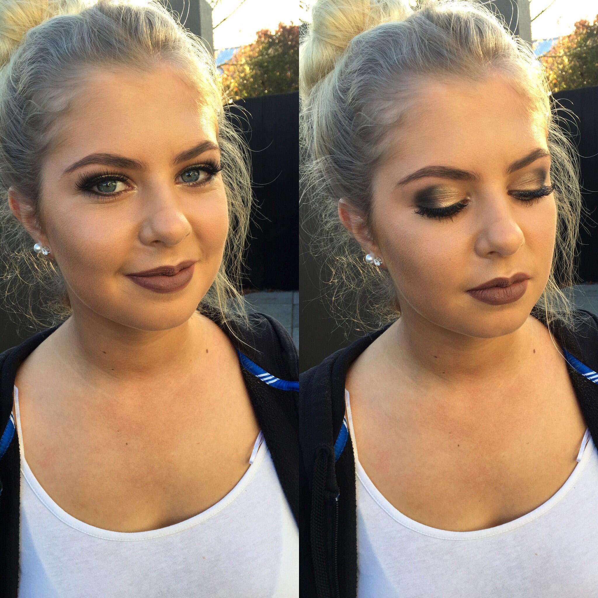 Formal Makeup Christchurch