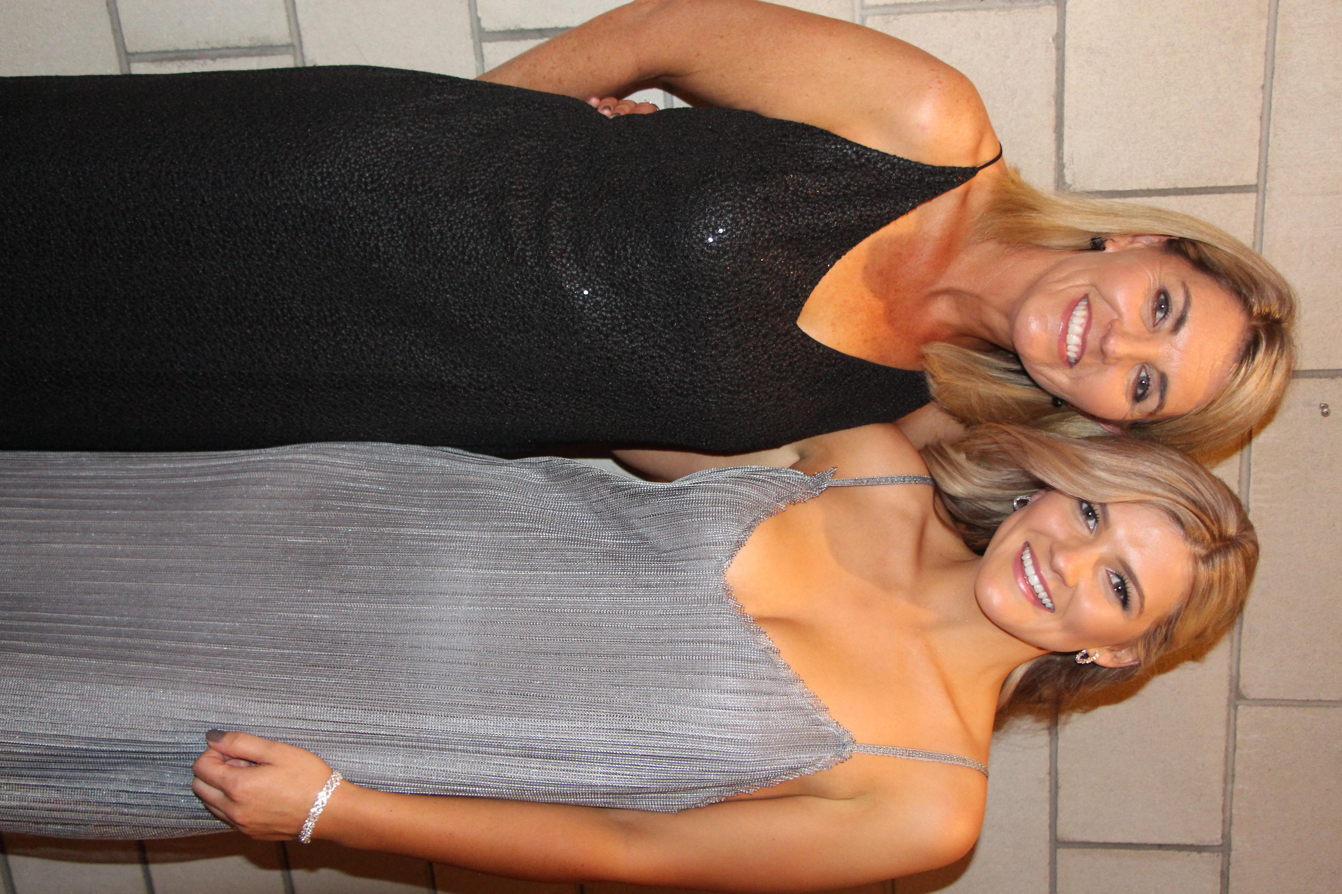 21st Makeup - Rachel & Annabel