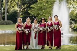 S&C bridal party  (9)