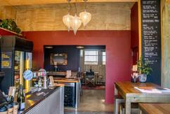 Cosy Indoor restaurant