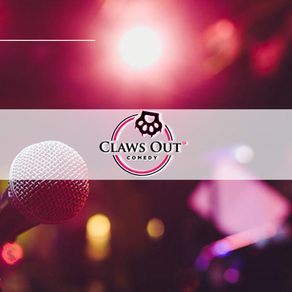 Claws Out Comedy Partnership & Events!