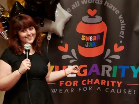 What Does Vulgarity for Charity Mean?