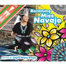 Beconing Miss Navajo by J Begay-Kroupa.j