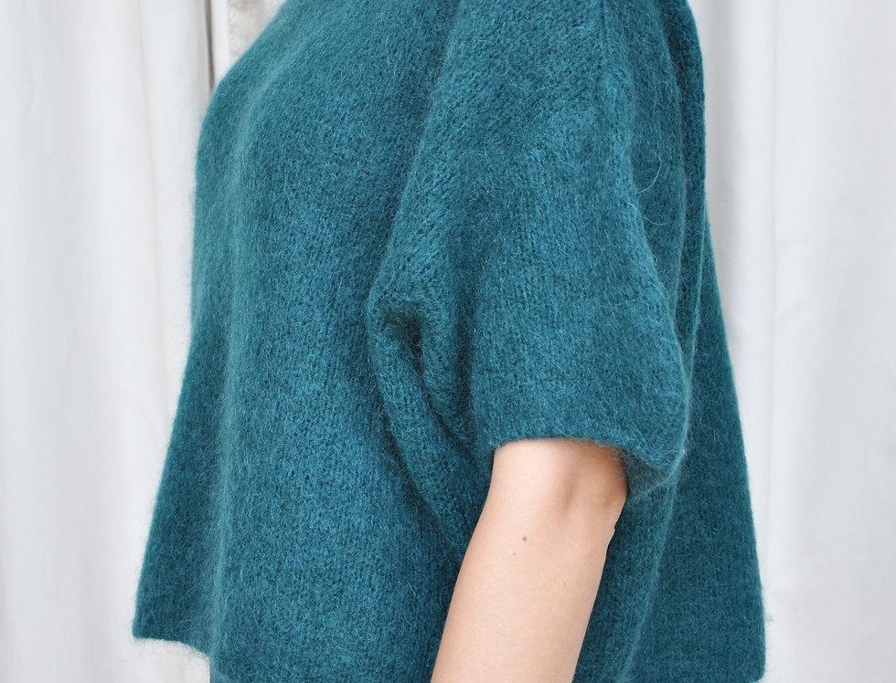Emmy Cropped Knit