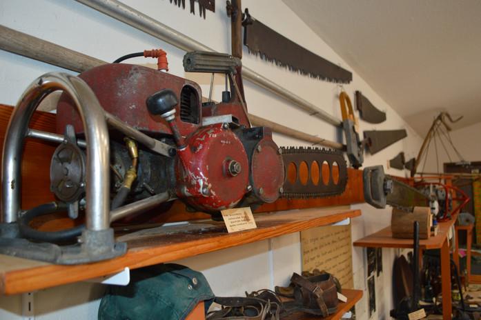 WoodBoss Chainsaw