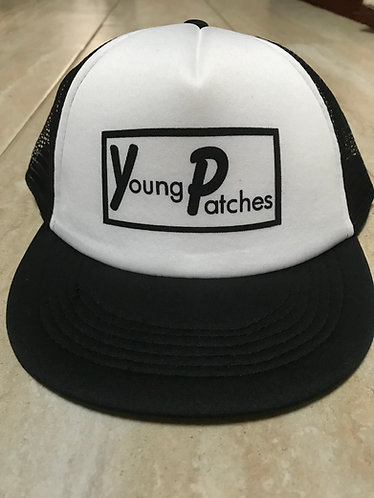 Young Patches SnapBack Trucker Hat