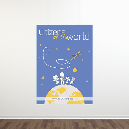 I'm a citizen of the world