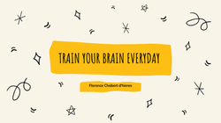Train your brain everyday