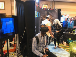 ITBD Booth Visitors