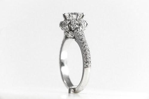 Elizabeth engagement ring