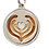 Thumbnail: Energy Medallion necklace-Large