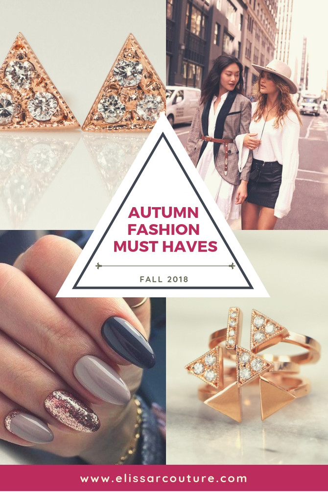 Autumn Fashion must haves