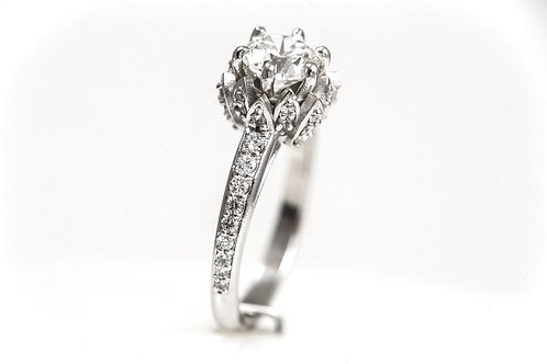 Mary engagement ring