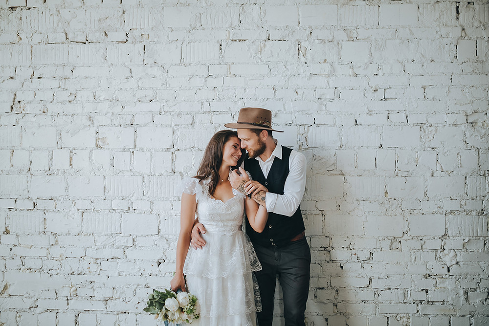 ethical and sustainable wedding