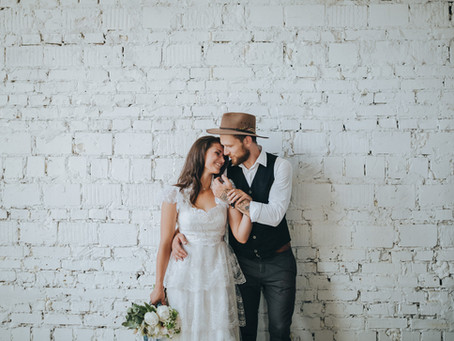 Wedding Inspiration: How to Have a Rock n' Roll Wedding Ceremony (and Still Keep it Classy…)