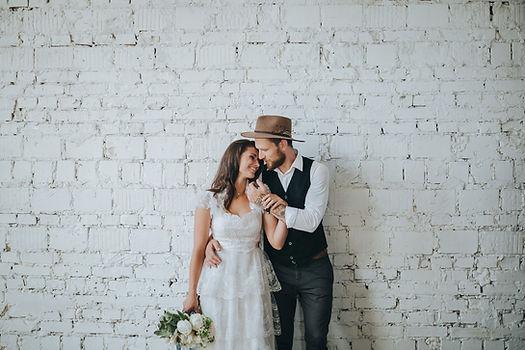 Os pares do casamento