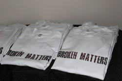 Broken Matter T-Shirts