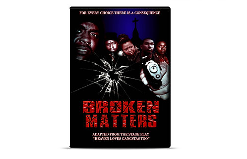 BROKEN MATTERS - SHORT FILM DVD