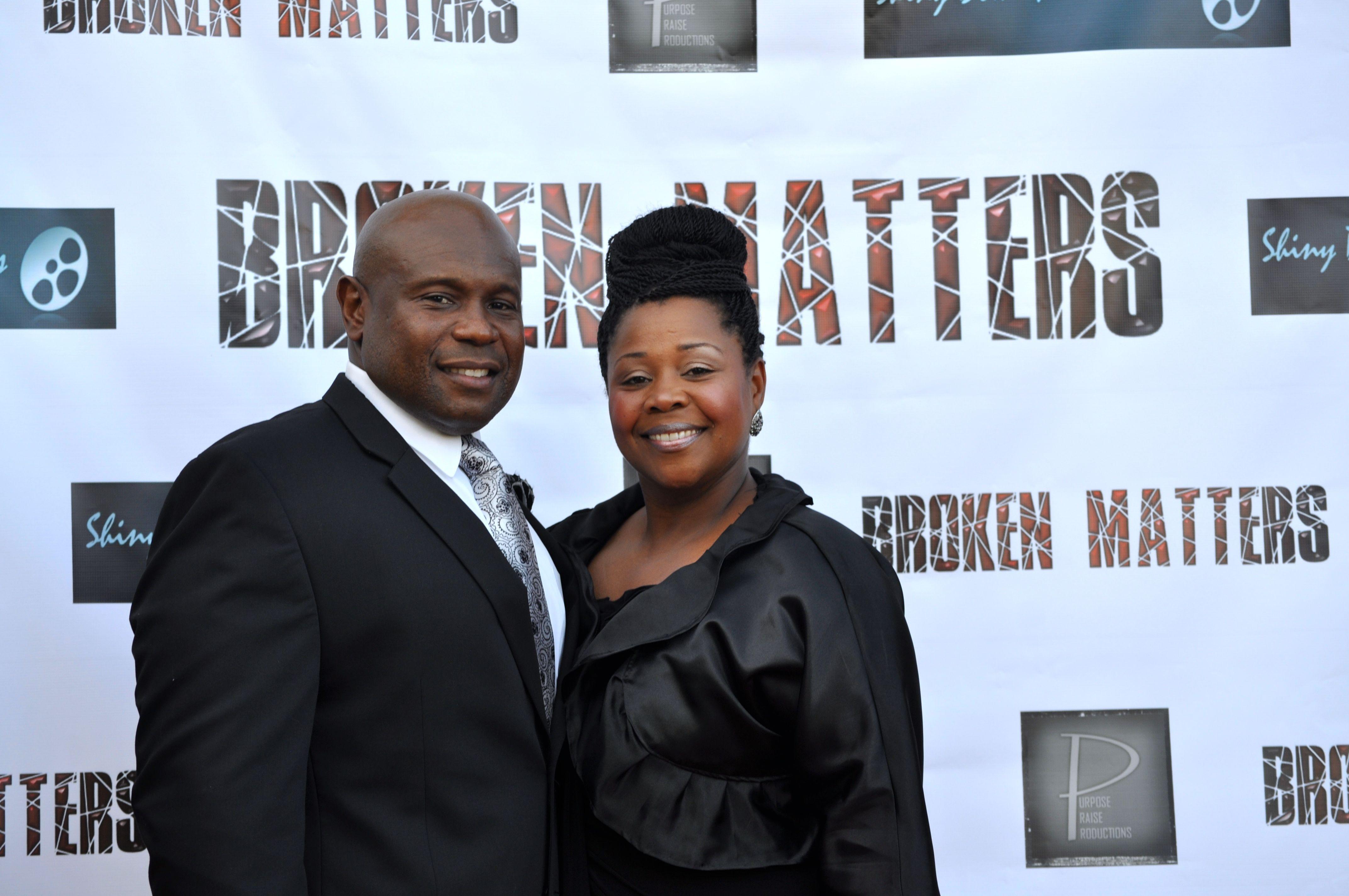 Revs. Michael & Michelle Clinkscales