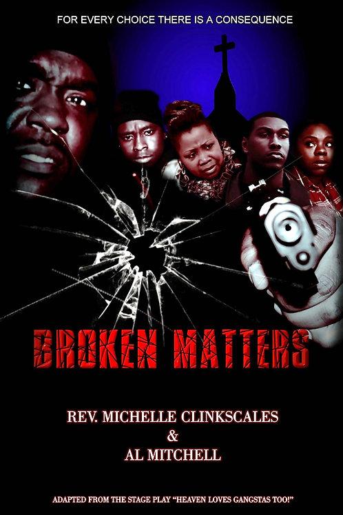 BROKEN MATTERS BOOK