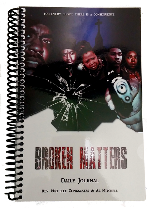 BROKEN MATTERS JOURNAL