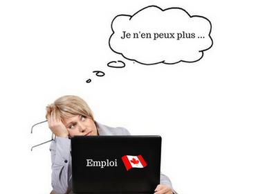 Comment se motiver à trouver un emploi au gouvernement du Canada