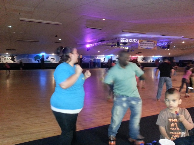 Skate Night - Not Just For Kids!