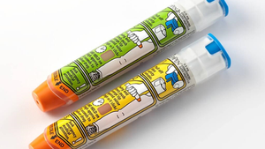 The use of a Adrenaline Auto-injector (EpiPens®) by First Aiders