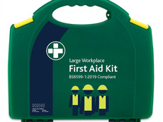 New BS8599-1:2019 Compliant First Aid Kits