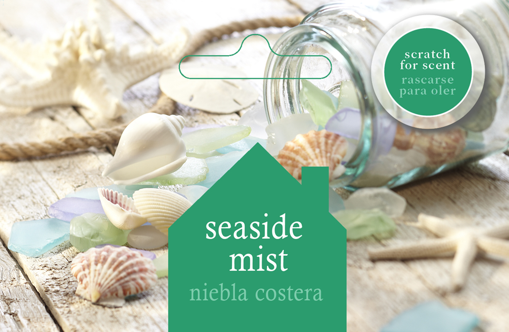 3M SeasideMist Home Scents