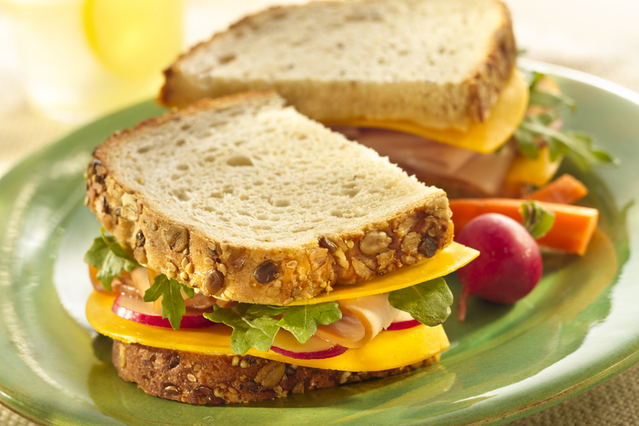 Turkey Sandwich, Sargento