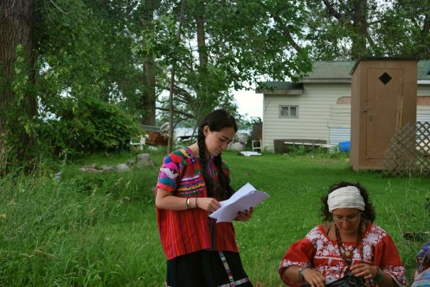 First Nation Reservation