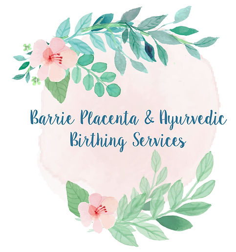 Barrie Placenta and Ayurvedic Birthing Services