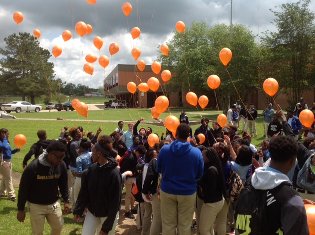 efhs balloon release 2