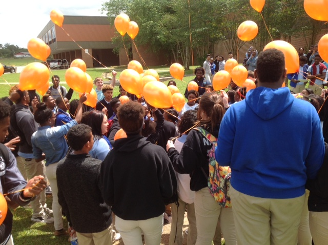 efhs balloon release