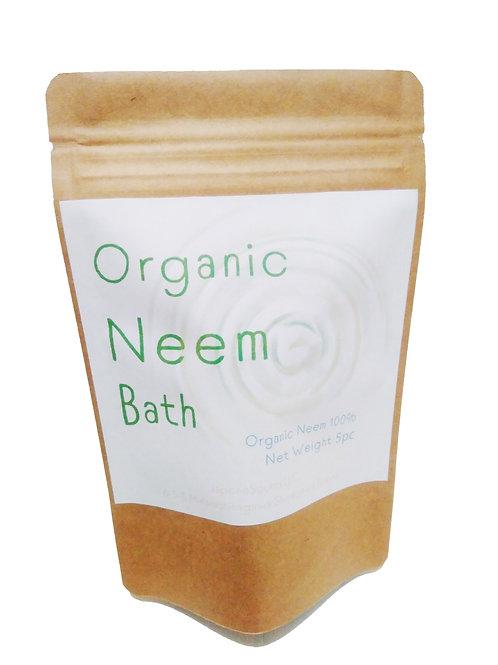 Organic Neem Bath ミラクルニームの入浴剤